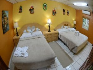 Hotel Escuela Laguna San Martín